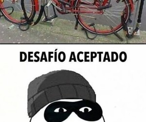 divertido, funny, and ladrones image