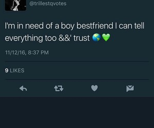 boy, truth, and ​bestfriend image