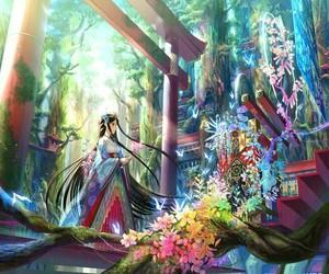 anime, 🎨, and art image