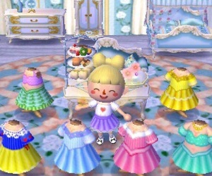 animal crossing, disney, and dress image