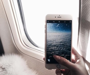 iphone and travel image