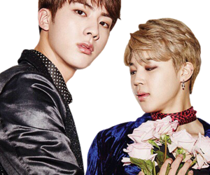 jin, png, and jimin image