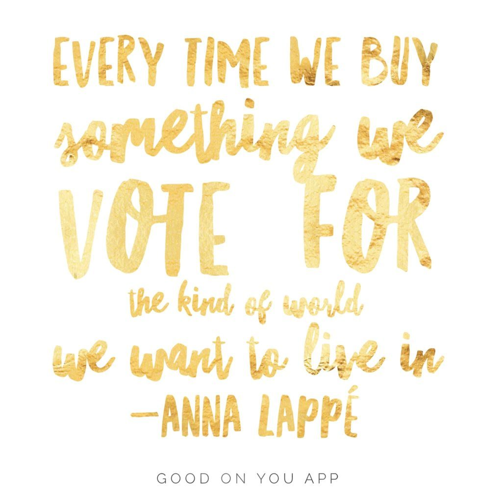 buy, quote, and vote image