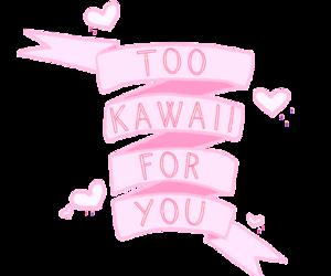 kawaii, pink, and anime image