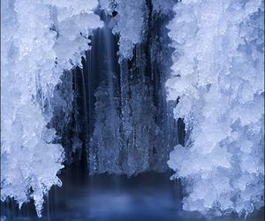 winter, cold, and blue image