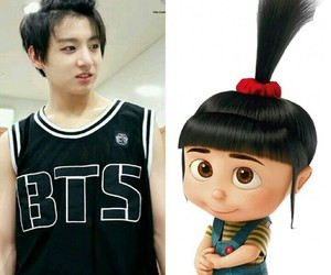 agnes, bts, and kpop image