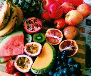 fruit, food, and tropical image
