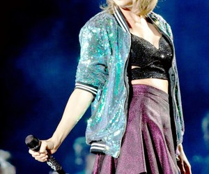Taylor Swift, tour, and 1989 image