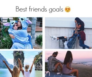 best friend, bff, and girls image
