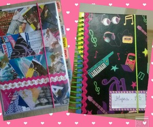 diy and notebooks image
