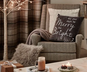 bright, candles, and christmas image