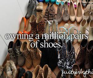 shoes, heels, and quote image