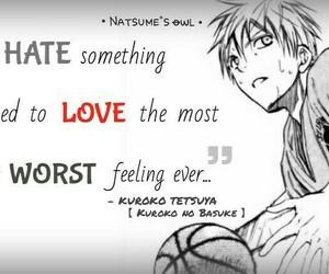 anime, manga, and anime quote image