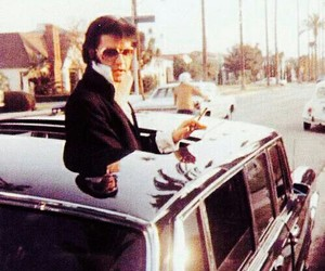 Elvis Presley, music, and rock image
