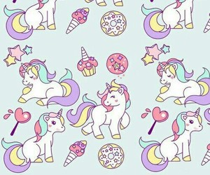 wallpaper and unicorn image