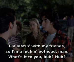 dazed and confused and pothead image