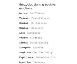 astrology, horoscope, and sign image