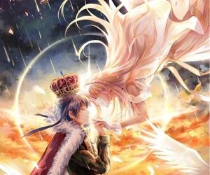 anime, nike, and livius image