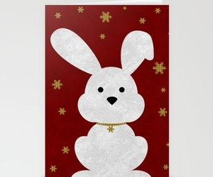 bunny, cards, and fashion image