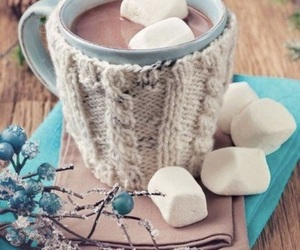 marshmallow and winter image