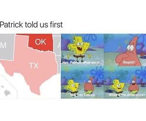 patrick, spongebob, and state image