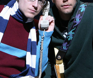 mark cohen, rent, and anthony rapp image