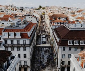 beautiful, cities, and lisbon image