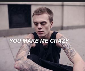 quotes, sad, and you make me crazy image