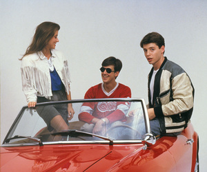 ferris bueller's day off, ferris bueller, and mia sara image