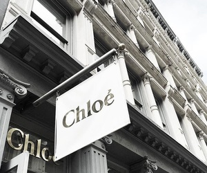 chloe, luxury, and shop image
