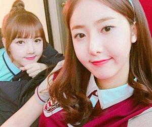 gfriend, kpop, and yerín image
