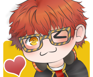 my art, seven, and 707 image