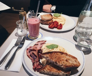 beauty, body, and breakfast image