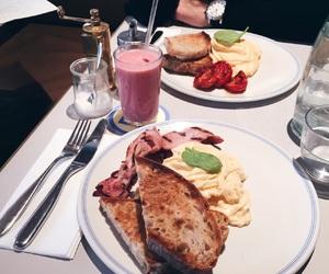 beauty, breakfast, and classy image