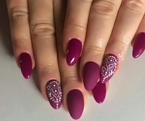 beautiful, girl, and fingers image