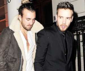 liam payne, andy samuels, and beautiful image