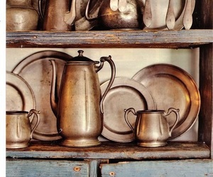antique, old, and crockery image
