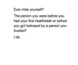 ever, feelings, and heartbreak image