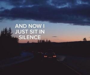 silence, twenty one pilots, and car radio image