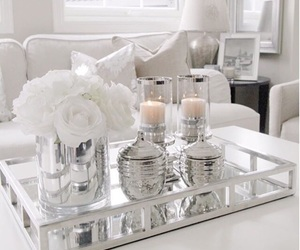beautiful, candles, and decor image