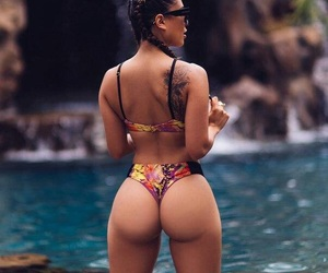 ass, girls, and sexy image