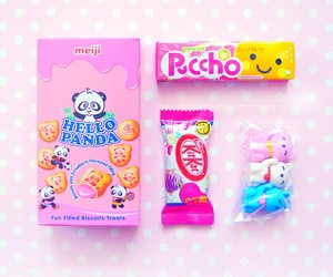 candy, japan, and cute image
