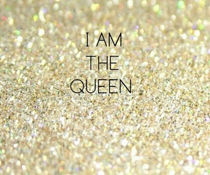glitter, queenie, and me image