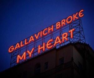 shameless, gallavich, and ian image
