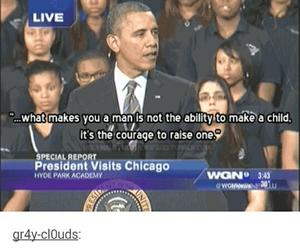 barack obama, obama, and gay image