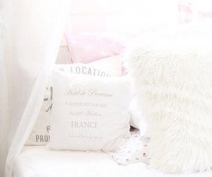 flowers, sleep, and theme image