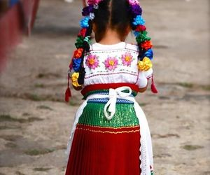colors and mexico image