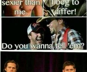 supernatural, channing tatum, and funny image