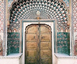 travel, architecture, and door image