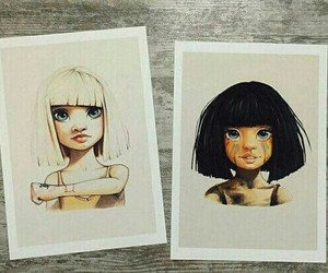 ️sia, art, and drawing image